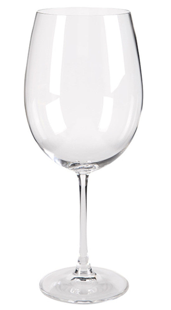 Set of 2 Glass Candice 850Ml
