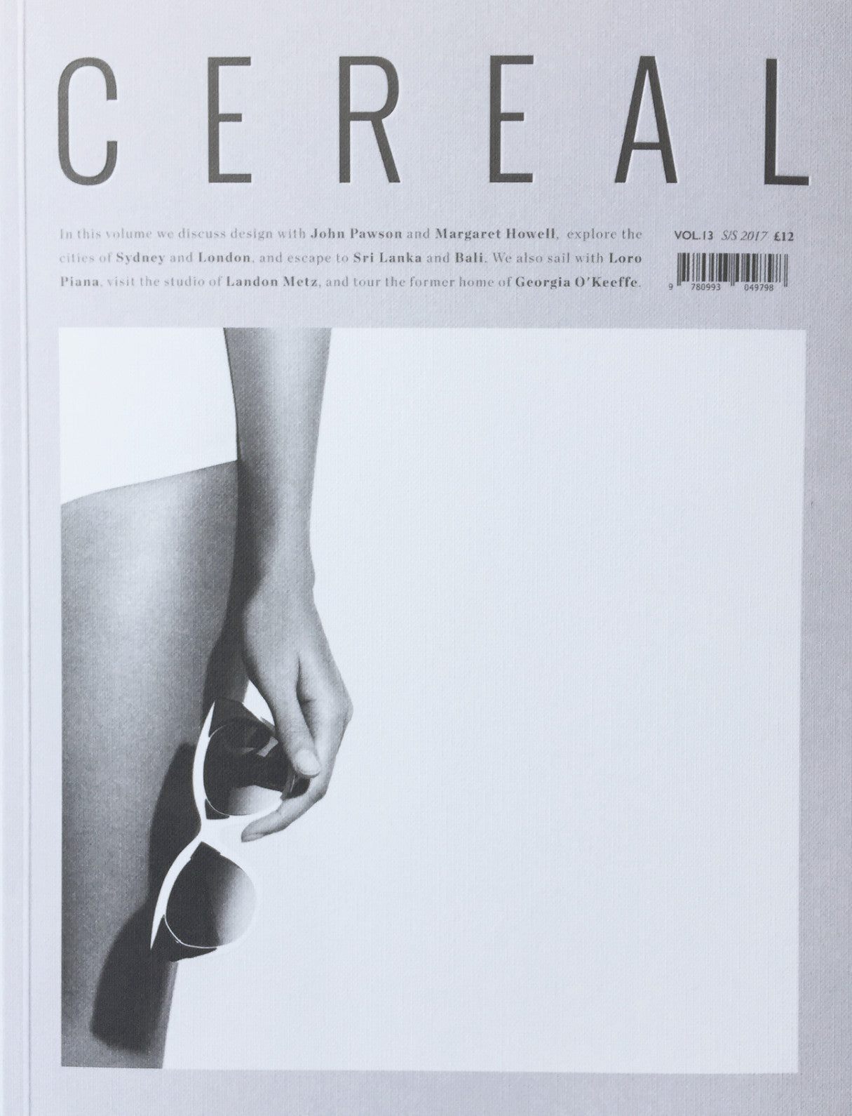 Cereal Magazine - Vol. 13
