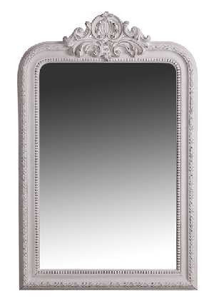 Mirror Amira Light Grey