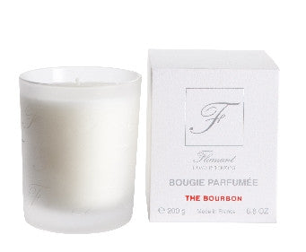 Perfumed Candle Lin 'The Bourbon' W