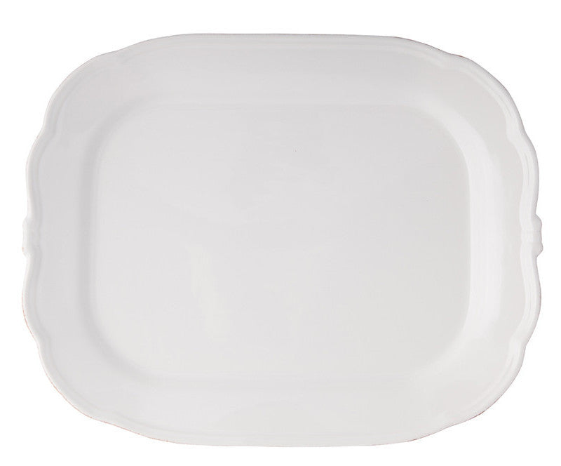 Plate Rectangle - Maxi Manosque Antique White