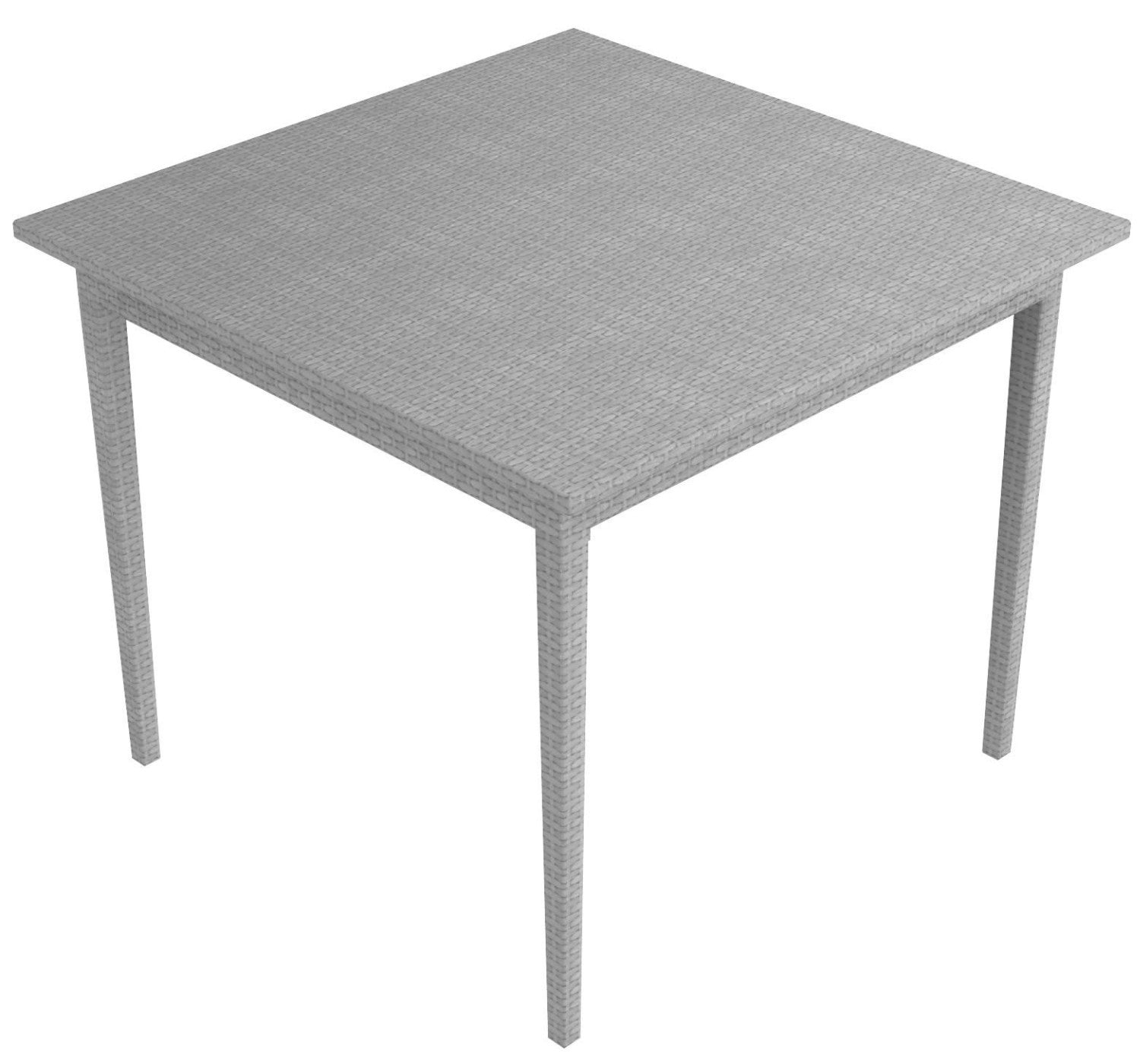Sunlace WaProLace square table 90 x 90 cm