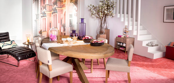 Lifestyle Flamant Dining Swoun