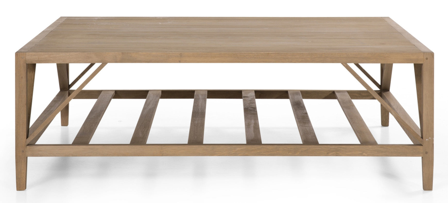 Coffee Table Architect Weathered Oak - C