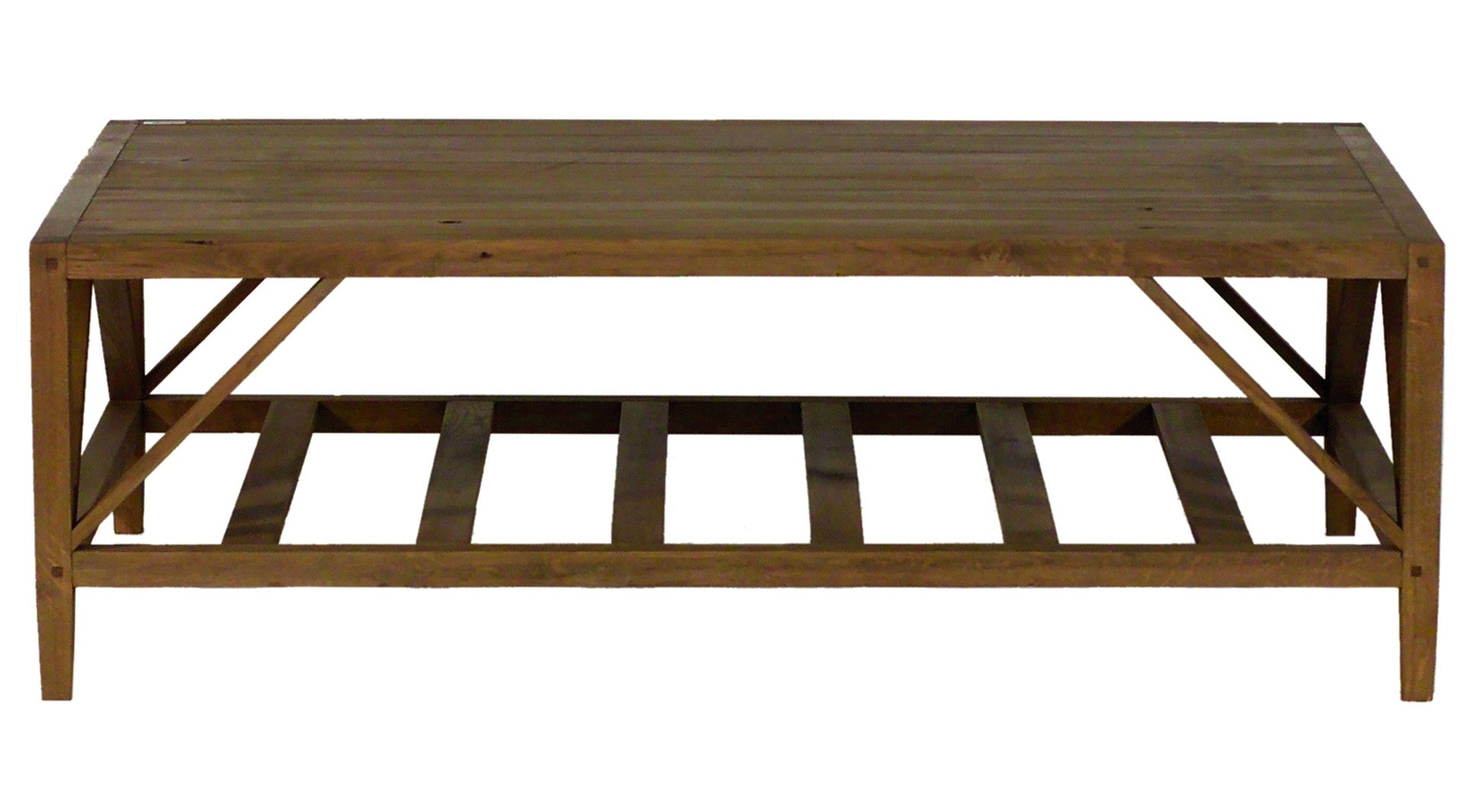 Coffee Table Architect Weathered Oak F