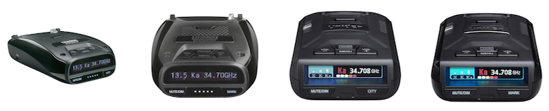 Best radar detectors for British Columbia