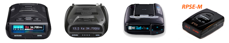 Best radar detectors for Calgary Alberta