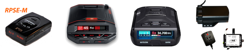 Best radar detectors for Edmonton