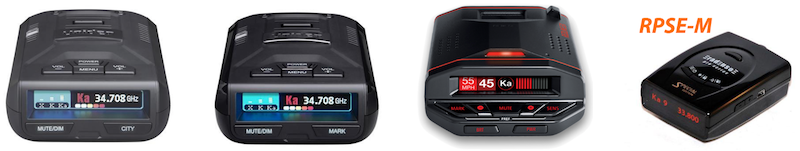 Best undetectable radar detectors for Ontario, Quebec, and Atlantic Canada