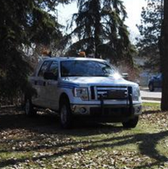 EPS photo radar truck