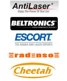 KMPH brands - Escort Radar, Radenso, AL Priority, Beltronics, Cheetah