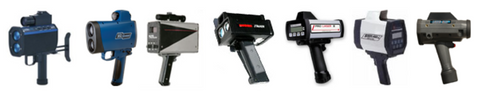 LIDAR speed guns used in Canada