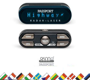 Escort Passport 9500Ci MRCD