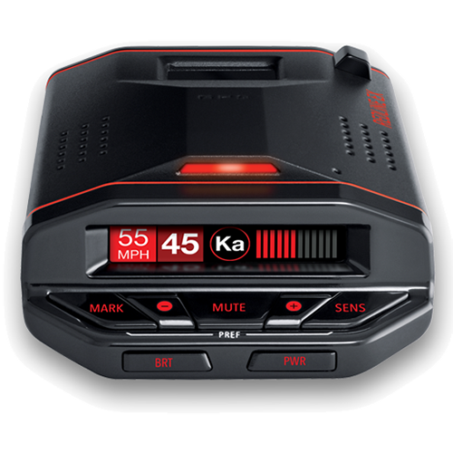 escort undetectable radar detector