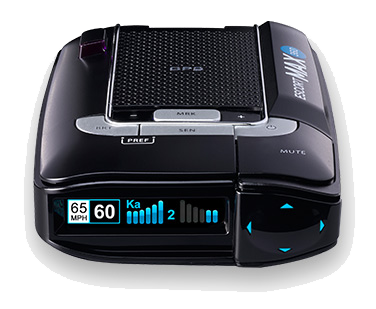 Escort Max 360 Radar Detector in Black - available in Canada