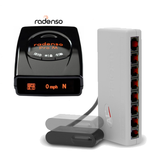 Radenso Pro-M radar detector with AL Priority laser jammer package