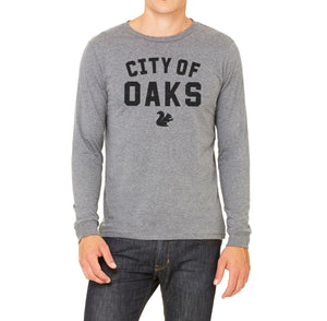 City Of Oaks LS Grey