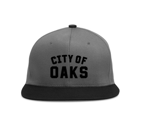 City Of Oaks Grey