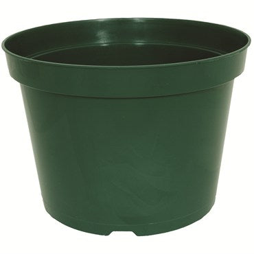 Green Plastic Grower Pot