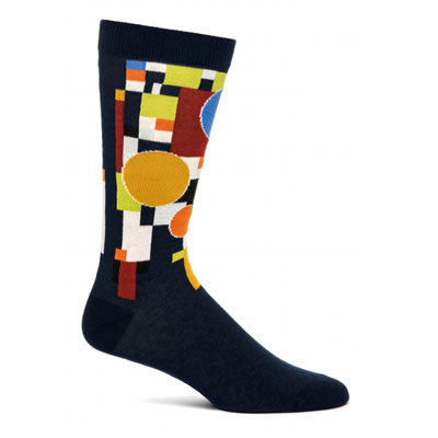 Frank Lloyd Wright Coonley Playhouse Socks