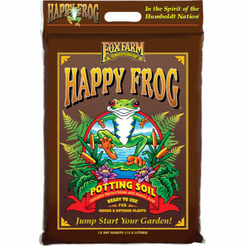 Happy Frog Potting Soil 12 qt