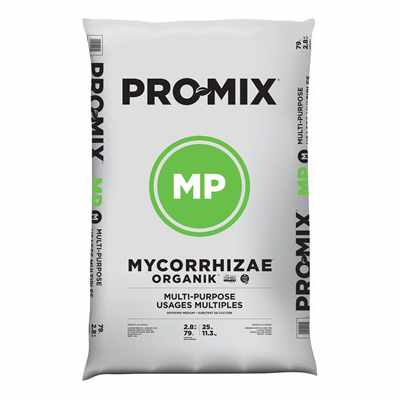 Pro-Mix MP Mycorrhizae Organik Soil 2.8CF  Greenhouse Grower Mix