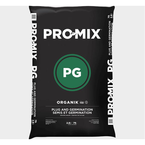Pro-Mix Professional PG Organik Propagation Soil 2.8cf