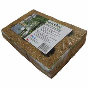 image of package of terrafiber growing blocks