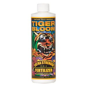 Fox Farm Tiger Bloom Concentrate, Pint - Seguin Gardens & Gifts