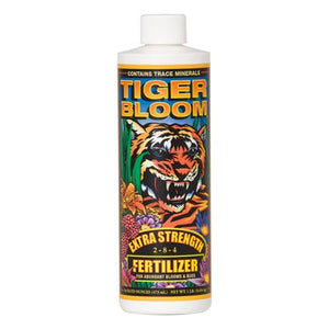 Quart Size Fox Farm Tiger Bloom Concentrate