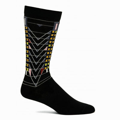Frank Lloyd Wright Tree of Life Socks