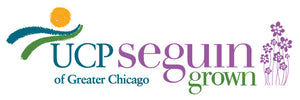 UCP Seguin Grown logo