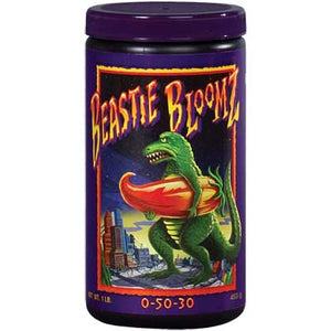 Fox Farm Beastie Bloomz Soluble Fertilizer 1 LB Jar