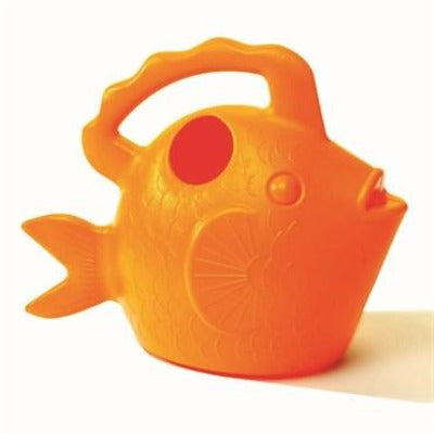 'Squirt' Orange Fish Watering Can