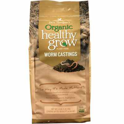 Healthy Grow 4# Worm Castings