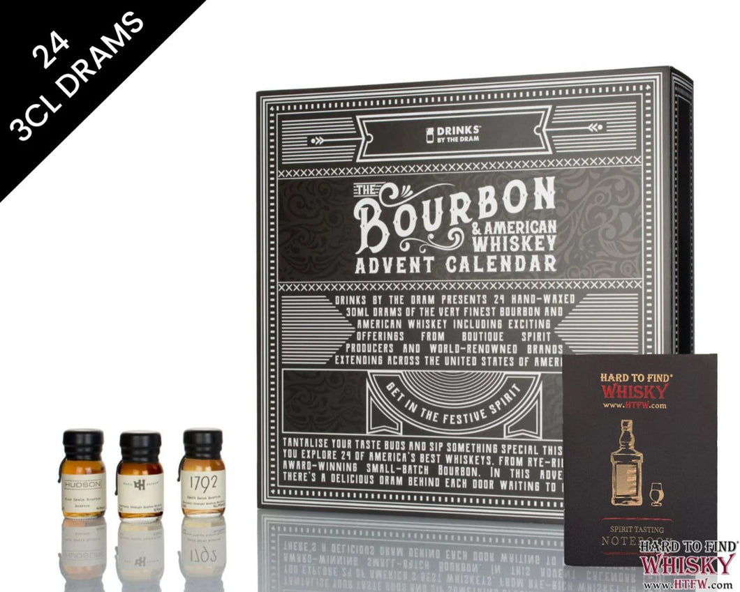 Bourbon & American Whiskey Advent Calendar 2020