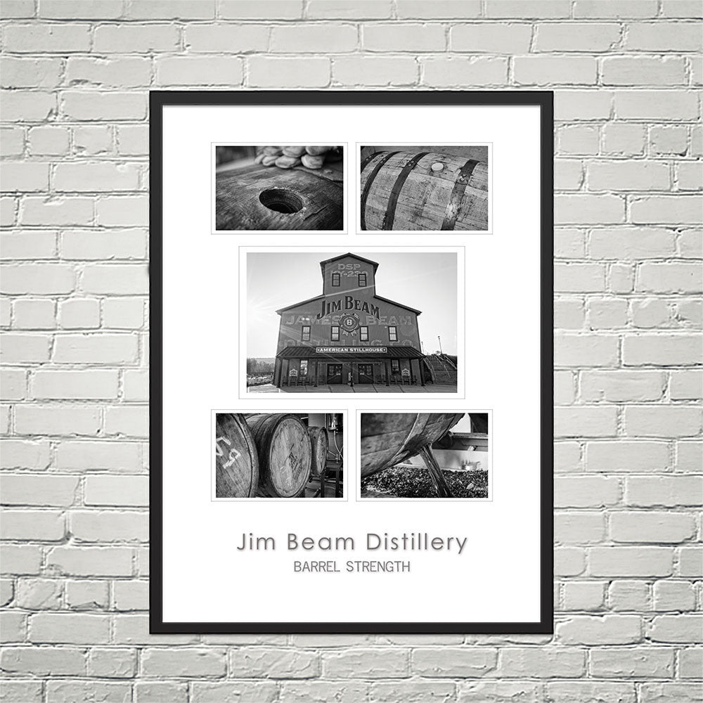Jim Beam Distillery – 18x24