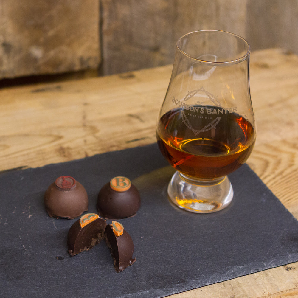 Bonded Spirits Collection - Small-batch Bourbon Truffles