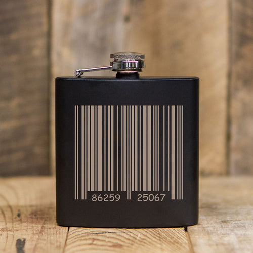 Barcode Flask
