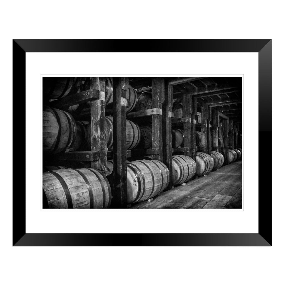 Barrel Rack Photo Print