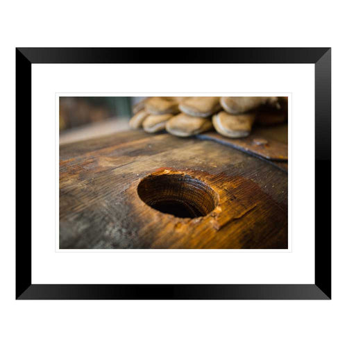 Barrell Strength Photo Print