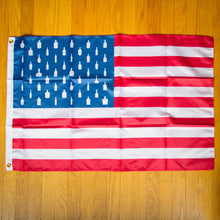 Bourbon Patriot Flag
