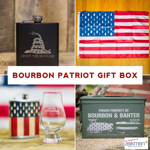 Bourbon Patriot Gift Box
