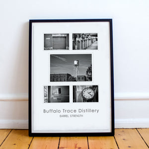 "Buffalo Trace Distillery – 18x24"" Poster"