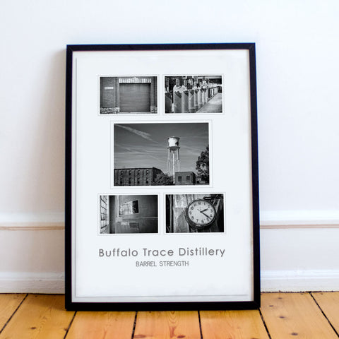 "Buffalo Trace Distillery</br>18x24"" Poster"