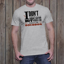 I Don't Usually Drink Water Men's T-Shirt