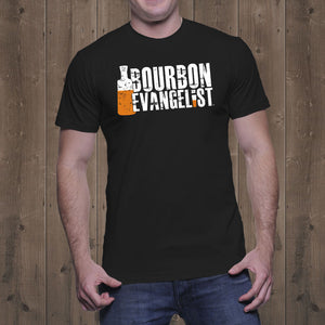 "Bourbon Evangelist ""Roses"" Men's T-Shirt"