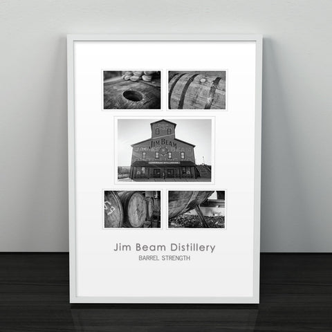 "Jim Beam Distillery</br>18x24"" Poster"