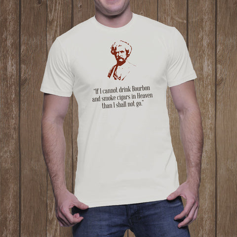 If I Cannot Drink Bourbon</br>Men's T-Shirt