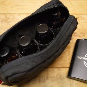 Mini Bourbon B.O.B. (Bug Out Bag)